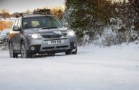 40 WINTERS OF SUBARU'S ALL-WHEEL DRIVE