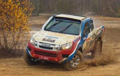 ISUZU MOTORSPORT REVS-UP DAKAR READY D-MAX