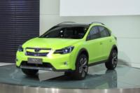 Subaru launches new XV at Frankfurt Motor Show
