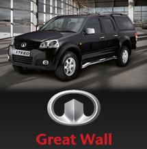 New Great Wall vehicles