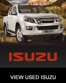 Isuzu Used Cars