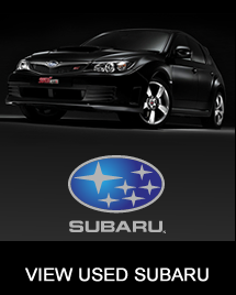 Subaru Used Cars